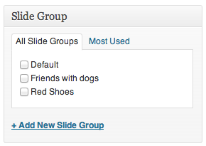 Slide Group